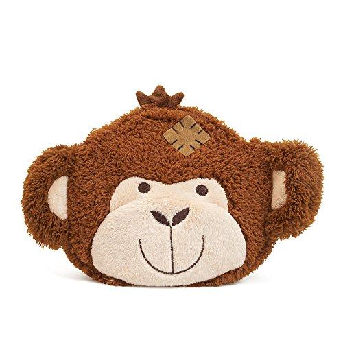 Grünspecht 178-V1 Mein kleiner Wärmefreund Affe, Kirschkernkissen