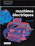 Machines électriques, classe de terminale F3