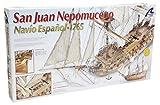 Artesanía Latina 22860 - Modell aus Holz: Schiff San Juan de Nepomuceno 1/90