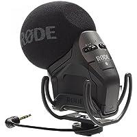 RODE Microphones Kamera-microfono Stereo VideoMic Pro Rycote Übertragungsart:Direkt Blitzschuh-Monta
