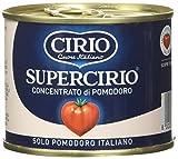 Cirio Supercirio Concentrato di Pomodoro - 210 gr