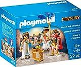 PLAYMOBIL 9169 Römer Cäsar & Kleopatra, Mehrfarbig