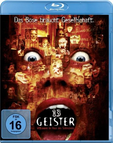 13 Geister [Blu-ray] -
