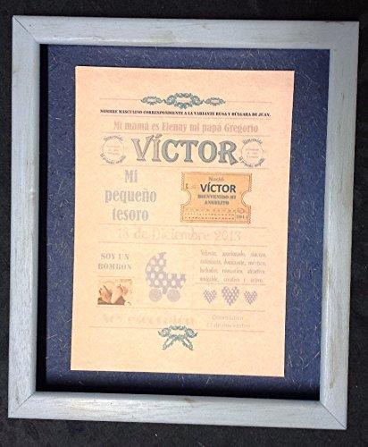 Cadeau Vintage naissance