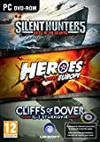 Ubisoft War Games Collection includes Silent Hunter 5, Heroes Over Europe and IL-2 Sturmovik: Cliffs of Dover PC DVD