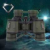 Ledu 8x40 Fernrohr, Vogelbeobachtung Erwachsener HD-Teleskop, Anti-Nebel-wasserdicht, Low-Lichght-Night-Vision, geeignet für die Außenjagd, Konzert