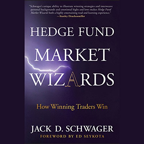 Hedge Fund Market Wizards  Audiolibri