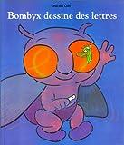 Bombyx dessine des lettres