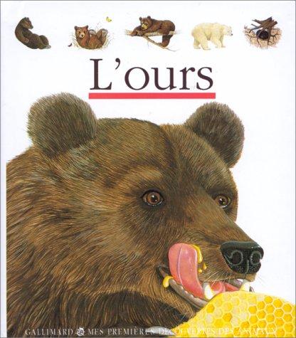 L'ours par Laura Bour
