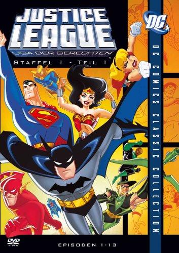 Die Liga der Gerechten, Staffel 1.1 (2 DVDs)