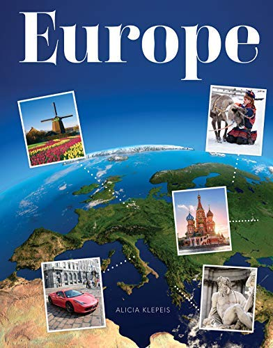 Europe (Earth's Continents) (English Edition)