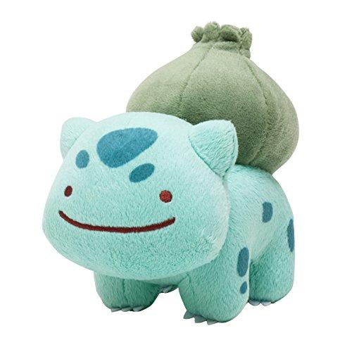 Pokemon Center Original stuffed Transform! Metamon Bulbasaur (Pokemon-center-plüsch-bulbasaur)