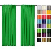 Suchergebnis auf Amazon.de für: gardinen grün