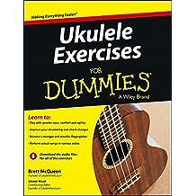 Ukulele Exercises For Dummies by Brett McQueen (2013-05-06)