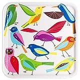 IKEA 801.497.85 Bärbar Tablett Bird