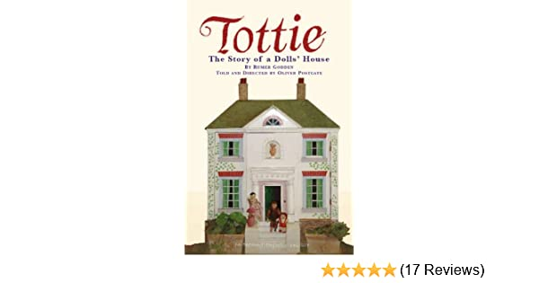 Tottie The Story Of A Dolls House Amazoncouk Oliver Postgate DVD Blu Ray