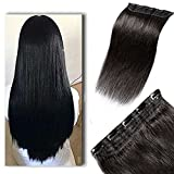 Kabello Clip On 50grams Real Human Hair Extensions - Best Reviews Guide