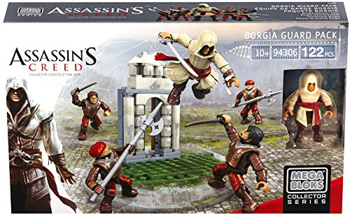 Assassin's Creed - Batallón Borgia Mega Bloks CNF07