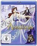 DVD Cover 'Anastasia [Blu-ray]