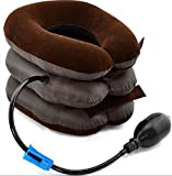 Cervical Neck Traction Inflatable Pillow