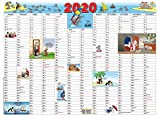 Uli Stein Jahresplaner 2020 - Uli Stein