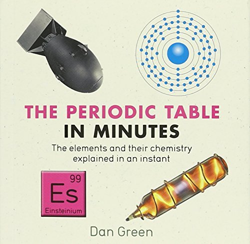 The Periodic Table in Minutes by Dan Green (2016-09-06)