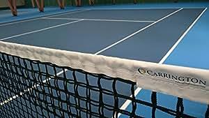 Filet de Tennis de Tournoi Pro - 3,5mm - doublé sur les 6 premiers rangs