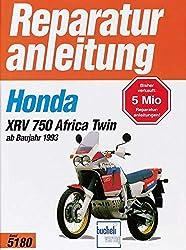 Honda XRV 750 Africa Twin: ab Baujahr 1993 (bis 1997) (Reparaturanleitungen, Band 5180)