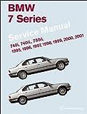 BMW 7 Series (E38) Service Manual: 1995, 1996, 1997, 1998, 1999, 2000, 2001: 740i, 740il, 750il