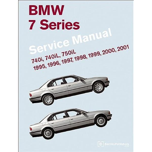 Bmw 7 Series E38 Service Manual 1995 1996 1997 1998 1999 2000 2001 740i 740il 750il Bentley Publishers Amazon De Bucher