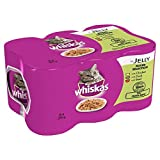 Whiskas Mixed Auswahl in Gelee 6 x 390 g