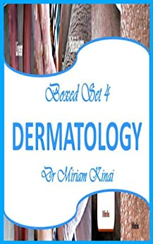 Boxed Set 4 Dermatology (English Edition) par [Kinai, Dr Miriam]