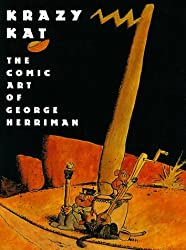 Krazy Kat: The Comic Art of George Herriman by Patrick McDonnell (1986-05-23)