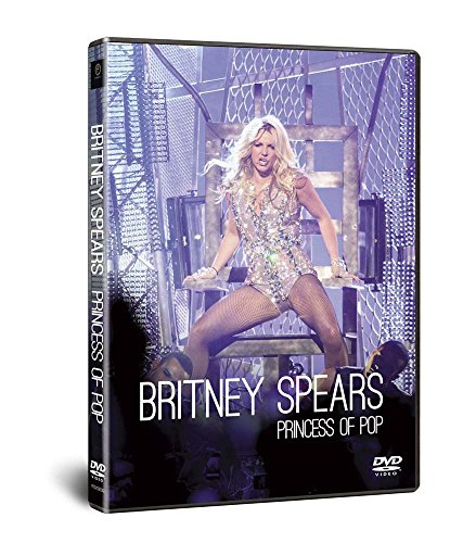 Britney Spears: Princess Of Pop [DVD] [UK Import]