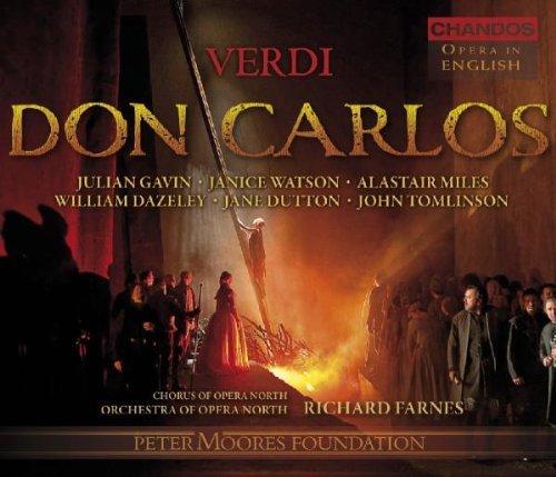 Verdi: Don Carlo (3 Cd + 1) by Giulini (2009-11-17) (Sherrill Music John)
