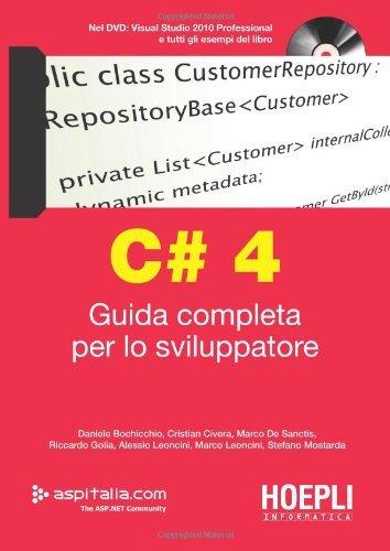 C#4 (Linguaggi & programmazione)