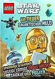 LEGO Star Wars Ein neuer galaktischer Held: mit Sticker und Poster