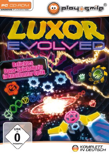 Luxor Evolved - [PC]