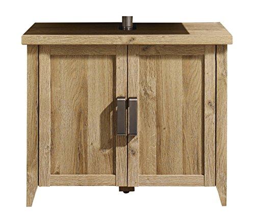 Trendteam Muebles Gabinete de baño, Madera, 75 x 62 x 39 cm