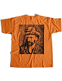 Old Skool Hooligans Art Originals Van Gogh T Shirt - Self Portrait Hat