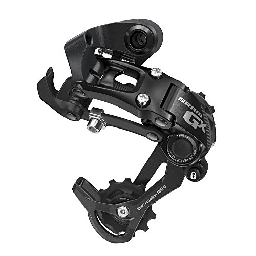 SRAM Low Direct Mount Cambio, GX, Tipo 2.1, 10v, Caja Larga, Negro, M