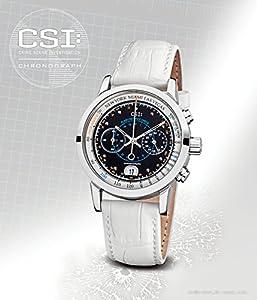 CSI: Watches - Kronsegler CSI Ladies Chronograph steel-black
