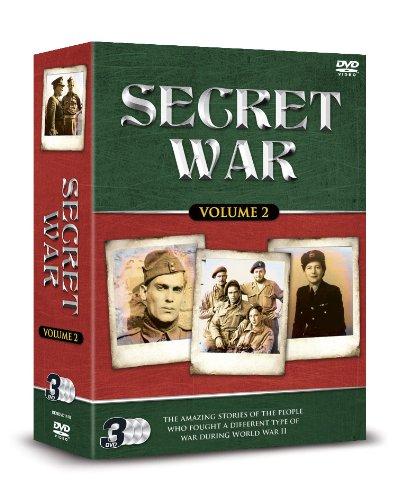 Secret War Volume II [DVD] [UK Import]