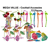 Ks KITSCH, COCKTAIL ACCESSORY PACK