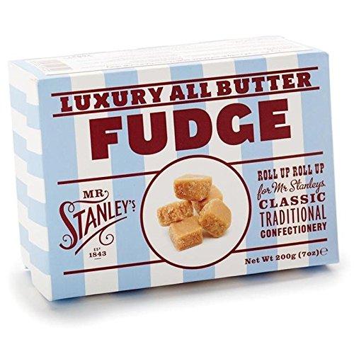Fudge Au Beurre De 200G De M. Stanley - Paquet de 6