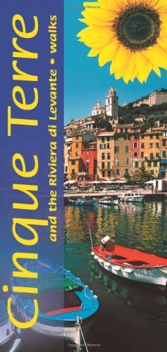 Cinque Terre and the Riviera di Levante Walks (Landscapes Series) (Sunflower Landscapes) by Georg Henke (2014) Paperback
