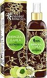 Oriental Botanics Bhringraj & Amla Oil For Hair - 200ml (No Mineral Oil, Silicon or Paraben)