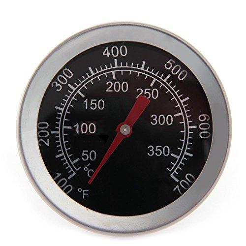 Magic-Elefant Küchenthermometer, Fleischthermometer, Bratenthermometer, Ofenthermometer robust zum Temperatur Messen von Braten, Grill, BBQ und Wasser von 50 °C bis 350 °C aus Metall / Eisen