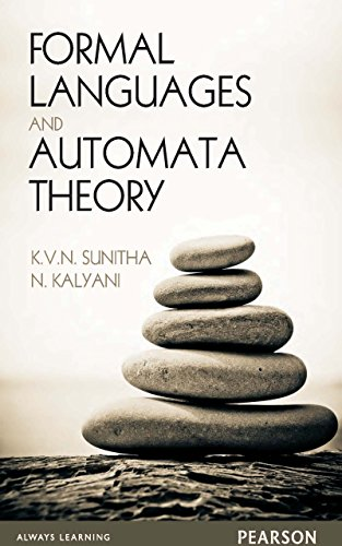 Formal Languages And Automata Theory Ebook