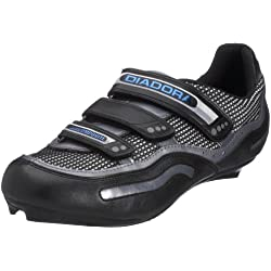 Diadora 139887/320 - Zapatillas de ciclismo para hombre, color negro, talla 38